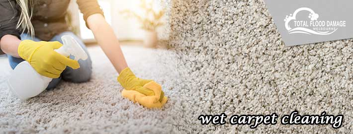 Key Factors To Consider For Wet Carpet Drying Melbourne Service