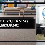 wet carpet cleaning in Melbourne
