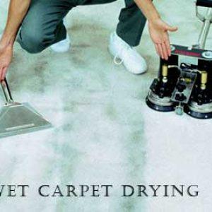Wet Carpet Drying Melbourne