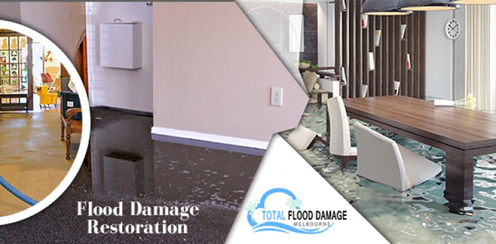 What are the Best Ways to Deal with the Water Damage at Your Home?