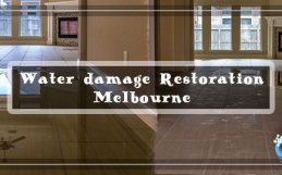 How Can You Save The Property From Water Damage? A Start To End!