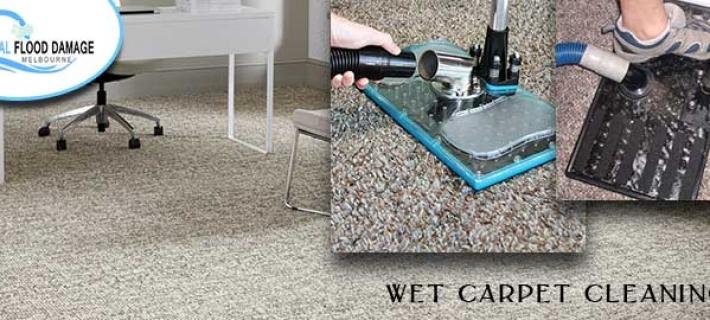 Save Health With Proper Restoration of Wet Carpet Melbourne