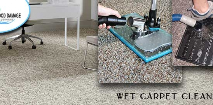 Consider Some Important Things about Carpet Water Damage Melbourne Services