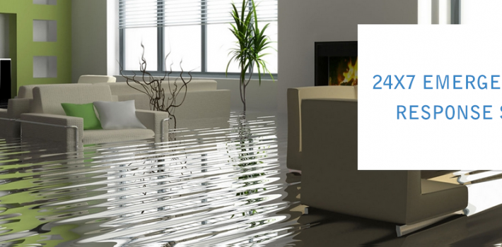 Some quick tips for flood restoration that you can DIY