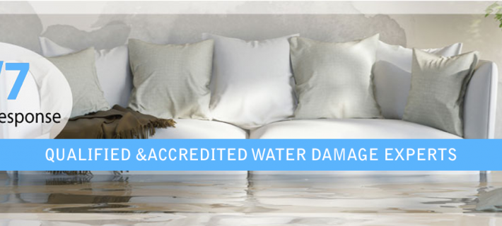 Carpet water damage Melbourne- taking care in a natural way