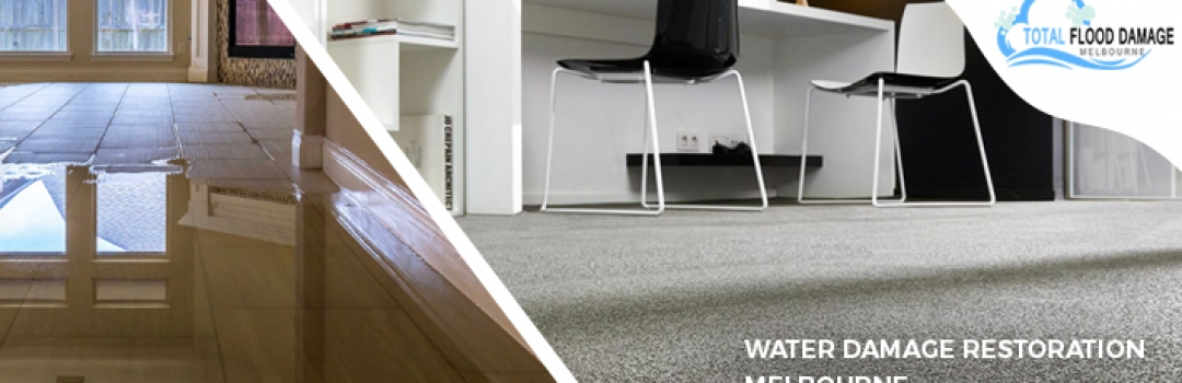 Why Does Water Damage Restoration Require a Keen Eye and Quick Action?