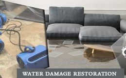 Does Water Damage Restoration Require a Complete Professional Approach?