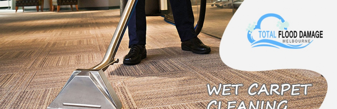 An Ultimate Guide to Benefits of Wet Carpet Cleaning Services