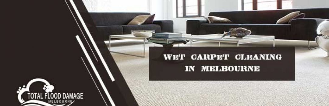 Why Wet Carpet Cleaning Necessary For House? Find Here!
