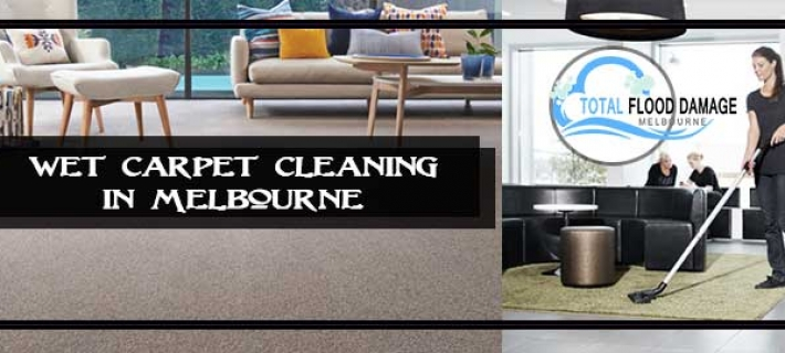 Why Wet carpet cleaning is essential for your house! Get it here