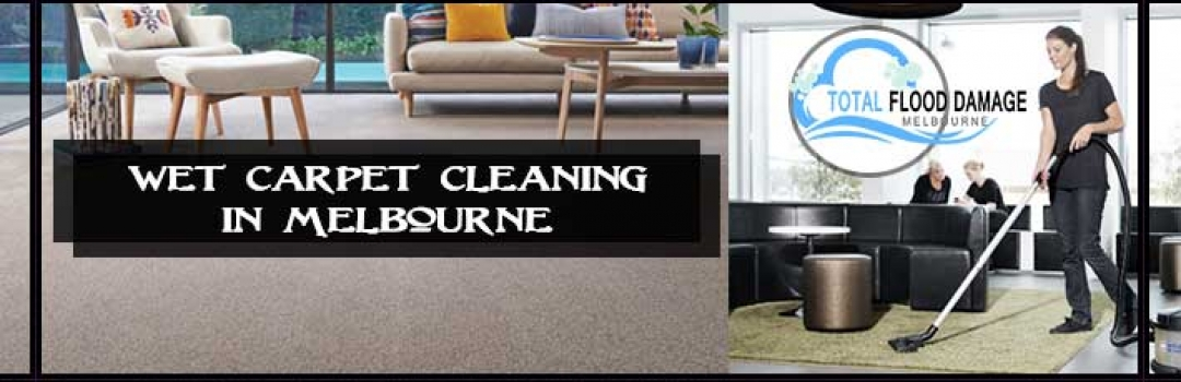 The Necessity of Taking Professional Wet Carpet Cleaning Services in Home